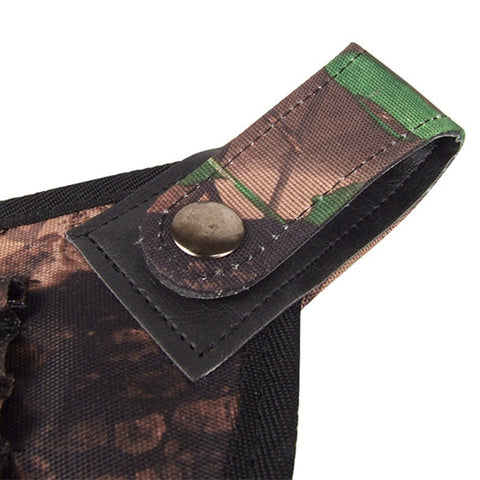 Camo Fabric Quiver bag for Belt-outdoor sports-Hunting & Fishing Stuff-Hunting & Fishing Stuff