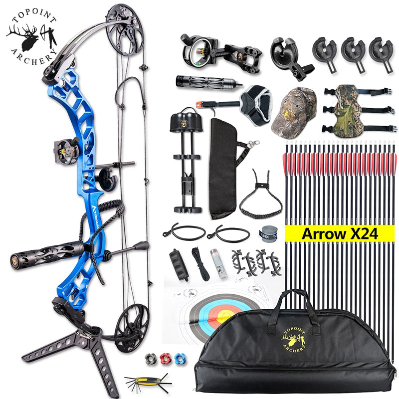 Compound Bow-outdoor sports-Hunting & Fishing Stuff-China-As the picture shows-Hunting & Fishing Stuff