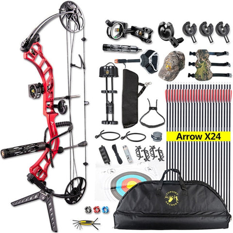 Compound Bow-outdoor sports-Hunting & Fishing Stuff-United States 3-As the picture shows-Hunting & Fishing Stuff