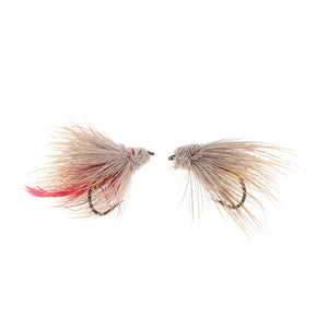 Fly Fishing Hooks with Feather