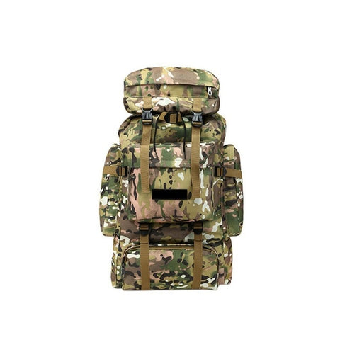 Image of Double Shoulder Waterproof Camping Hiking Climbing Bag Backpack Outdoor Large Capacity Dust-proof-outdoor sports-Hunting & Fishing Stuff-ACU-United States-Hunting & Fishing Stuff
