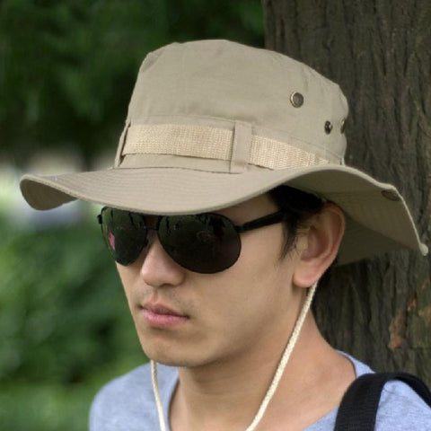 Outdoor Hat for Sun Protection-outdoor sports-Hunting & Fishing Stuff-A-China-Hunting & Fishing Stuff