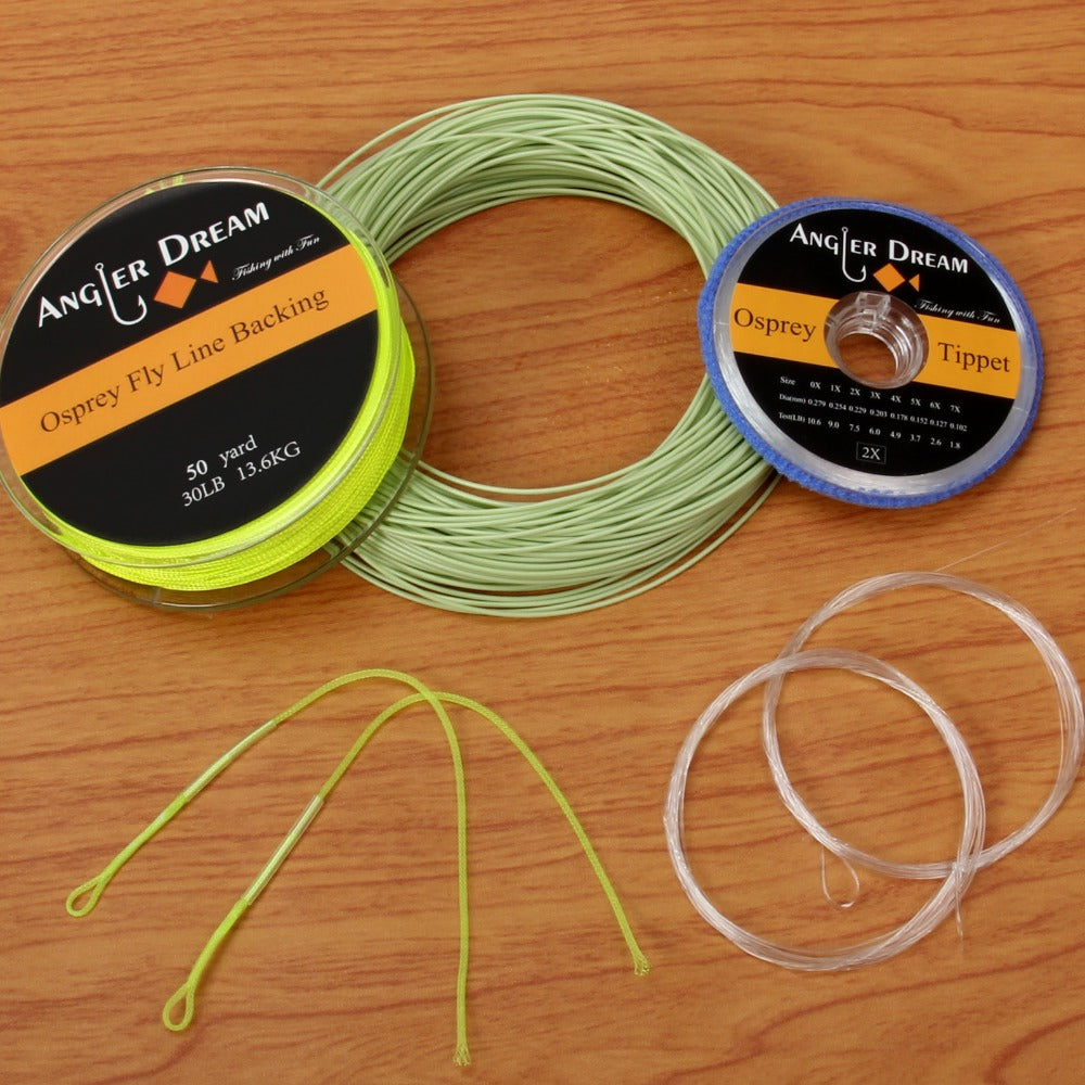 Fly Fishing Line Combo-outdoor sports-Hunting & Fishing Stuff-WF1F-United States-Hunting & Fishing Stuff