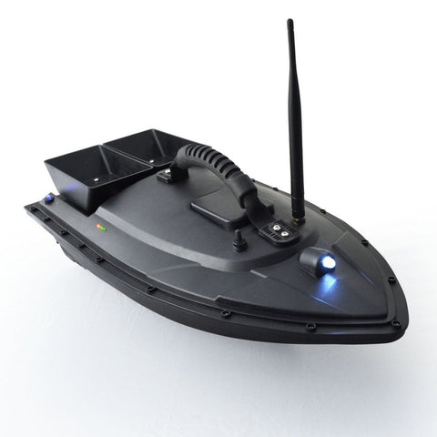 Image of Smart Fishing Bait Boat 500m Remote Control Fish Finder Speedboat with Double Motors-outdoor sports-Hunting & Fishing Stuff-Hunting & Fishing Stuff