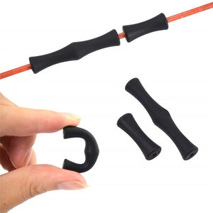 Soft Silicone  Finger Guard Bow String Protector Archery