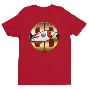 BitBlaster Coin Logo Short Sleeve T-shirt