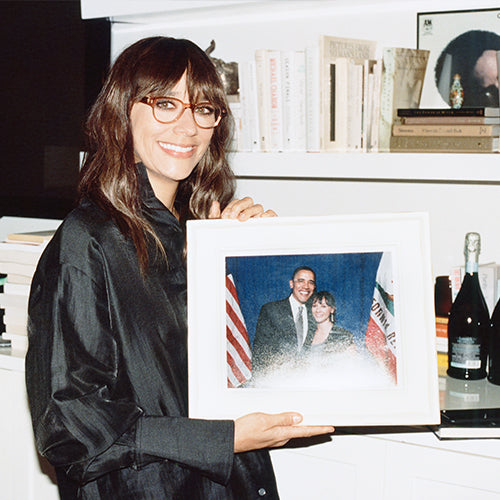 Girls in FRAME : <br> Rashida Jones