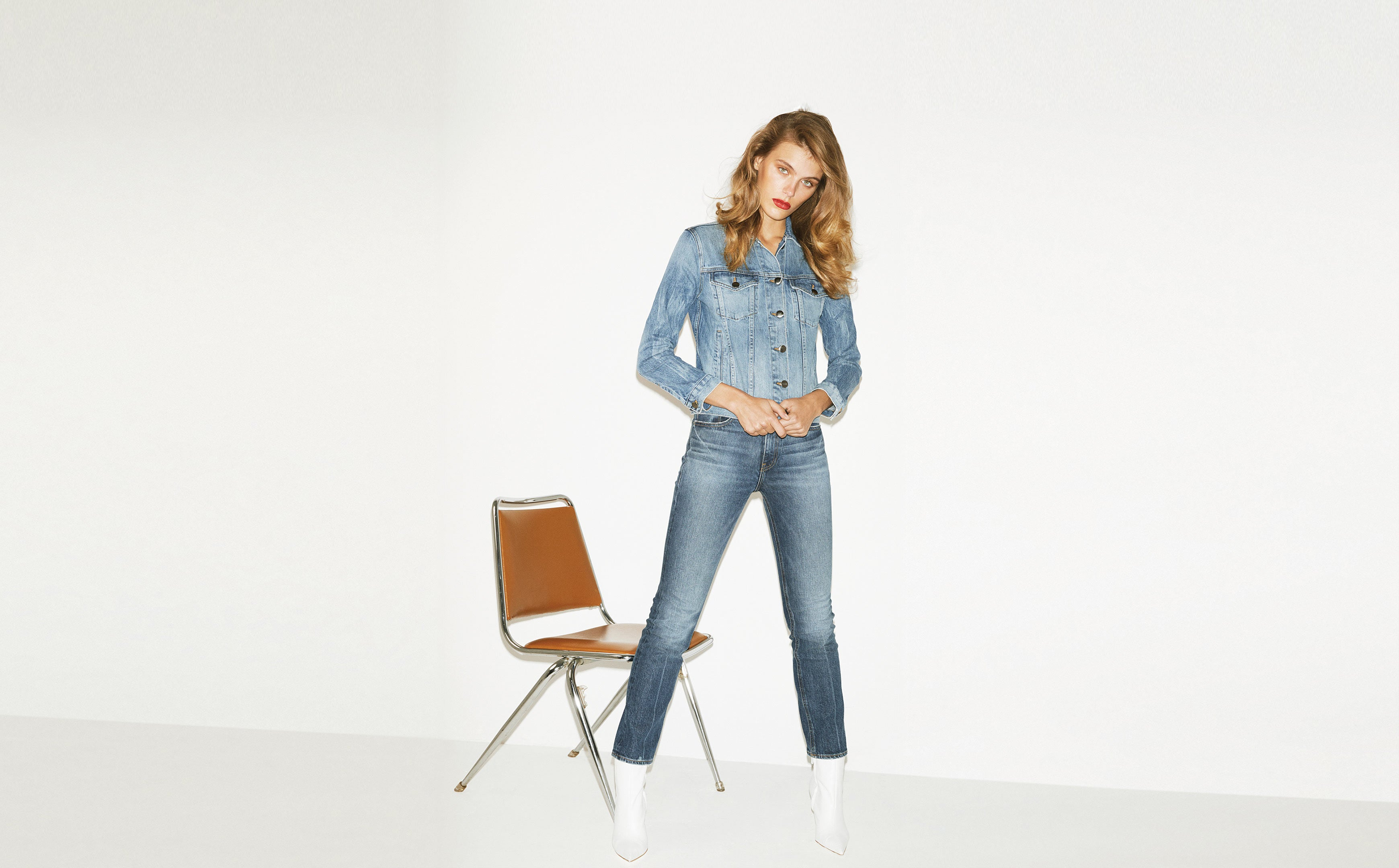 Pussy Print In Jeans