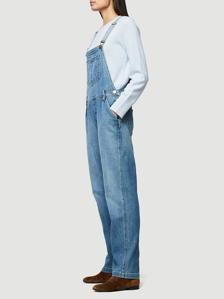 Le Baggy Dungaree Overall – FRAME