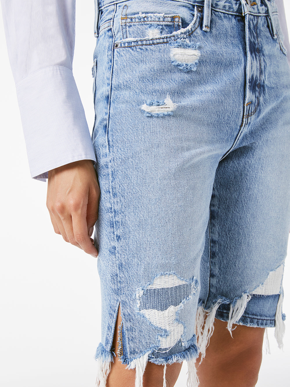 shorts detail view
