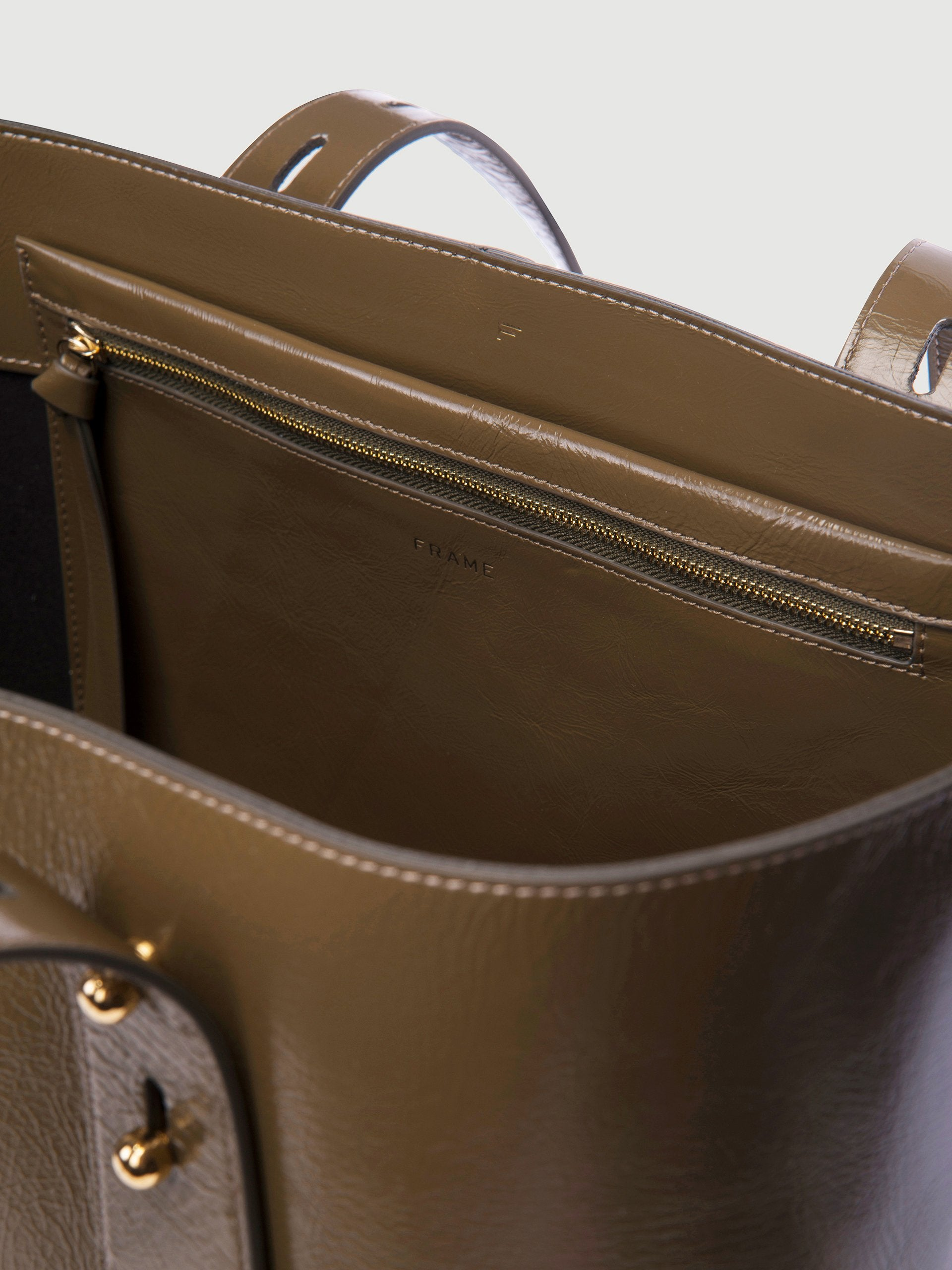 handbag detail view