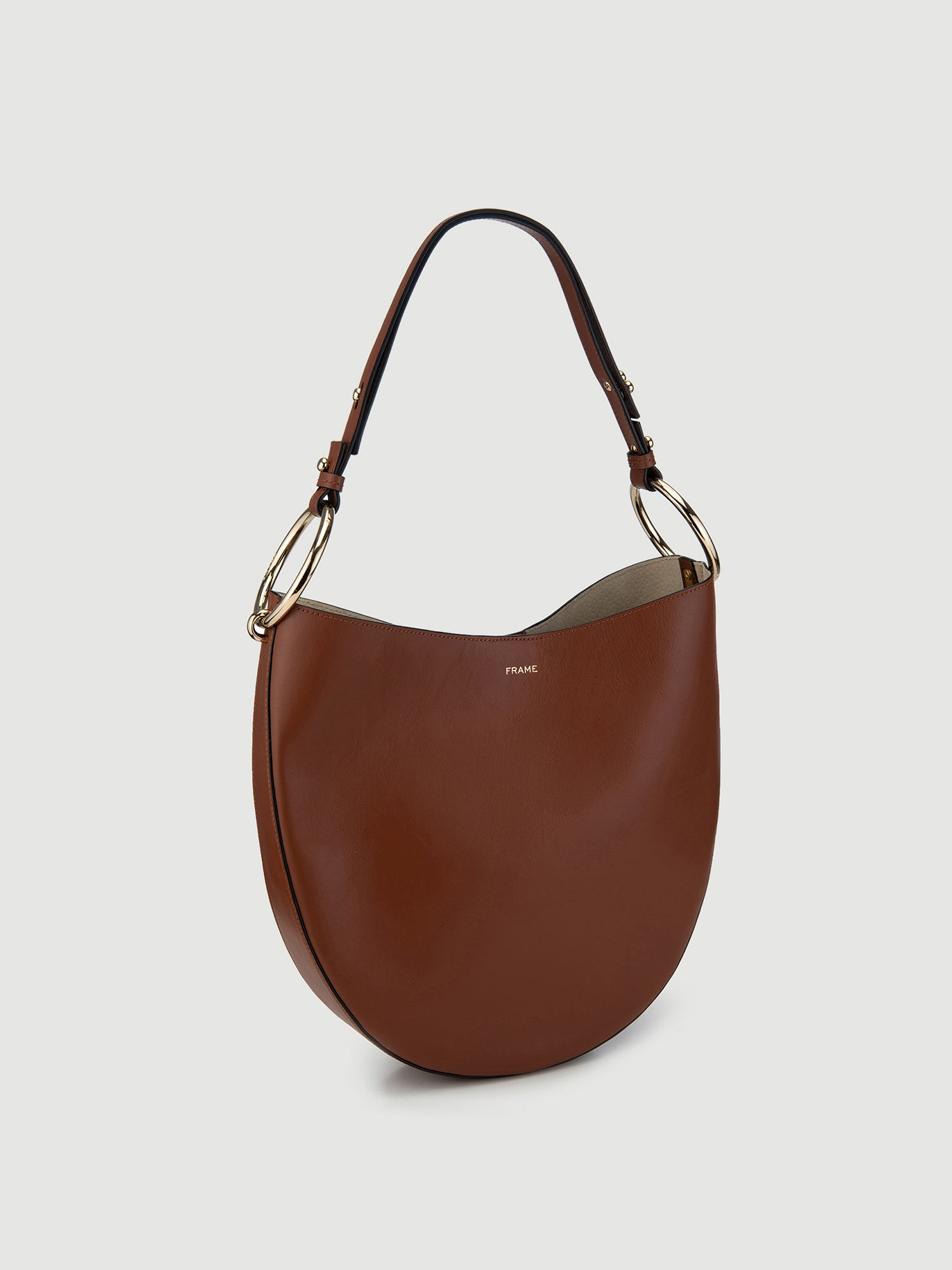 handbag side view