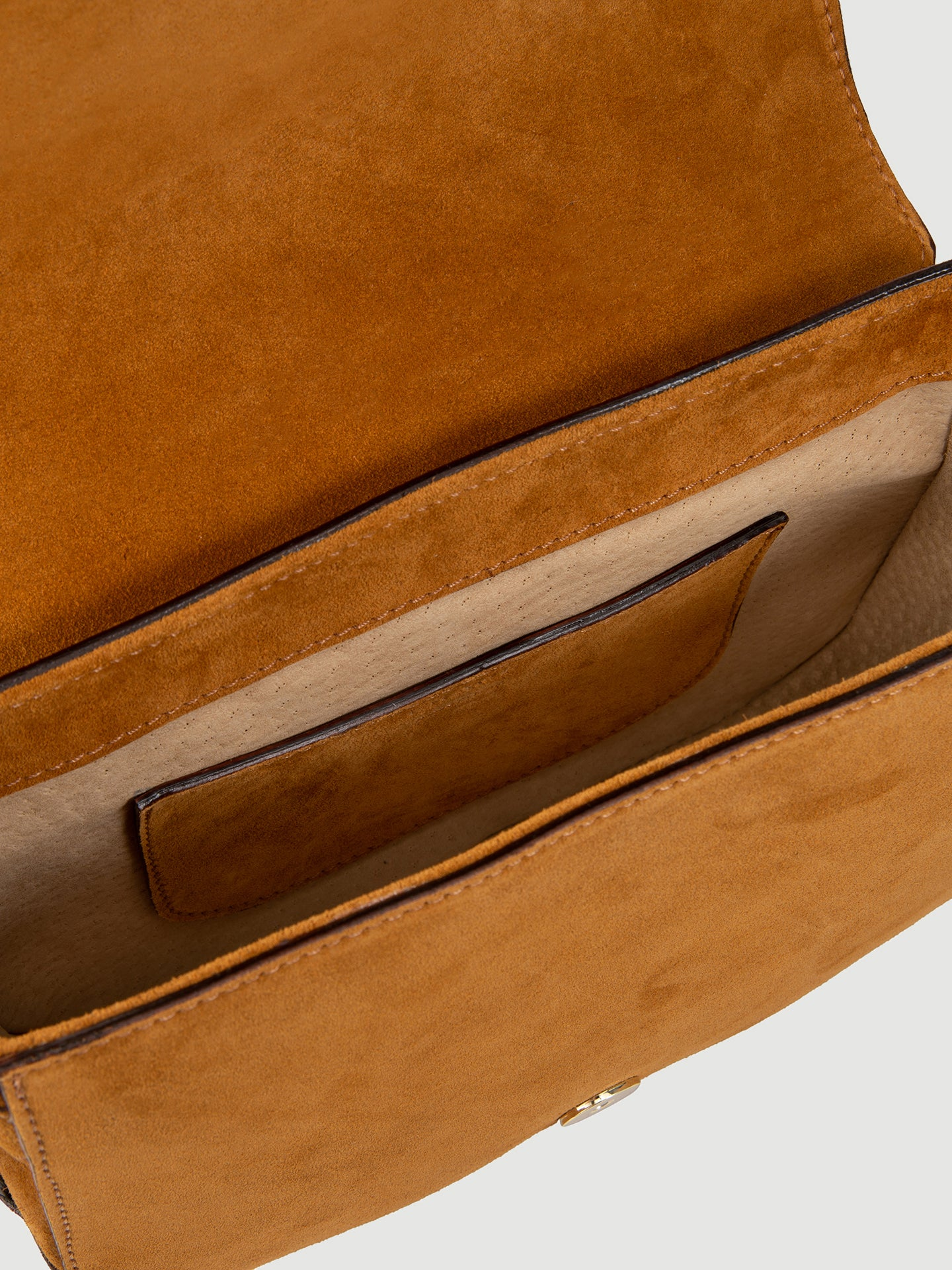 Le Ring - Saddle Bag -- Cognac