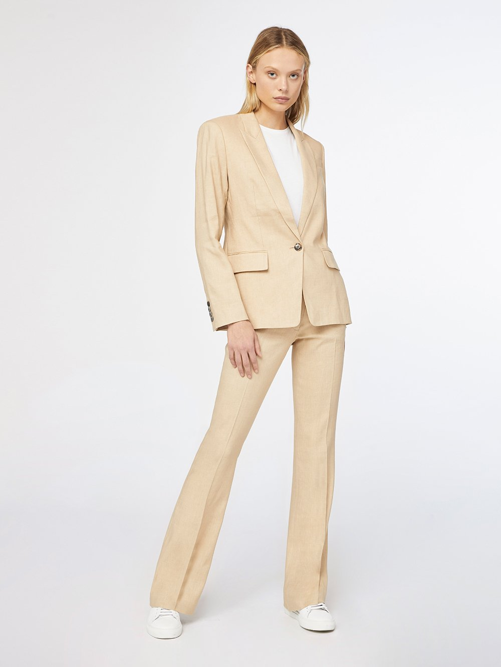 blazer front full body view