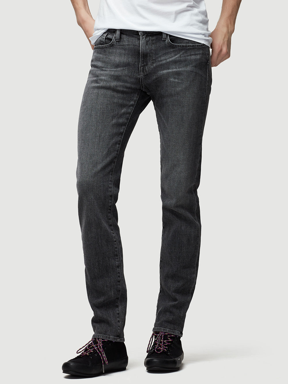 FRAME L'Homme Slim Fit Jeans (Oat) Low Shipping Fee Cheap Online o4iCNhFQw