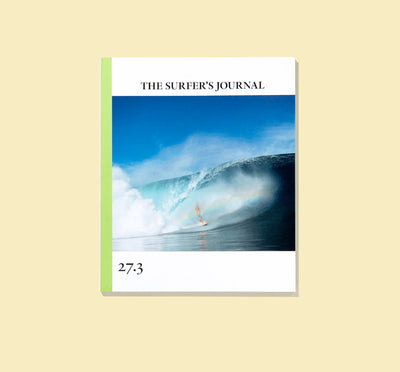 The Surfer's Journal  - Volume 27 No. 3