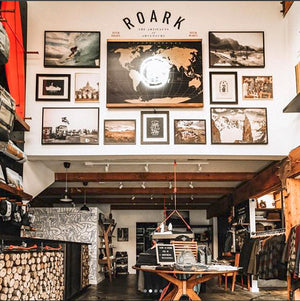 SEAHOLM AT THE ROARK REVIVAL FLAGSHIP STORE • 4th STREET • BERKELEY, CA