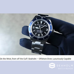 SEAHOLM OFFSHORE - WATCH REVIEW