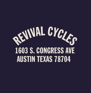 Revival Cycles Retail Store • Austin