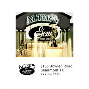 Alter's Gem Jewelry • Beaumont, TX