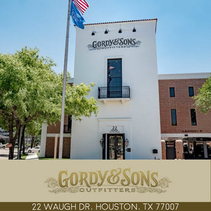 Gordy & Son's Outfitters • Houston