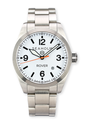 Rover Field Watch - White