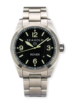 Rover Field Watch - Black