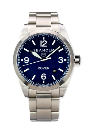Rover Field Watch - Blue