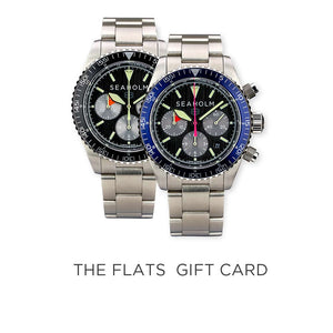 Flats Watch Gift Card
