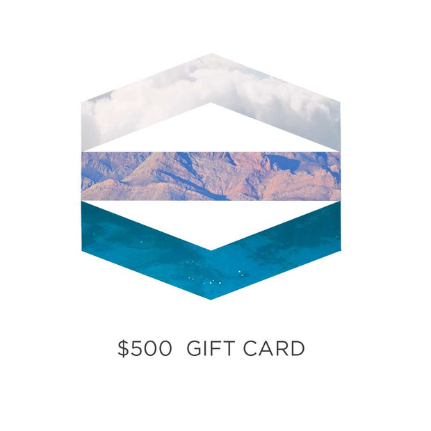 $500 Seaholm Watch Gift Card