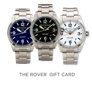 Rover Field Watch Gift Card