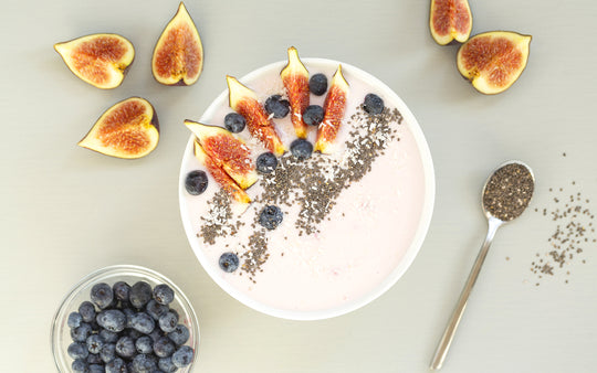 Blueberry & Fig Yogurt Bowl