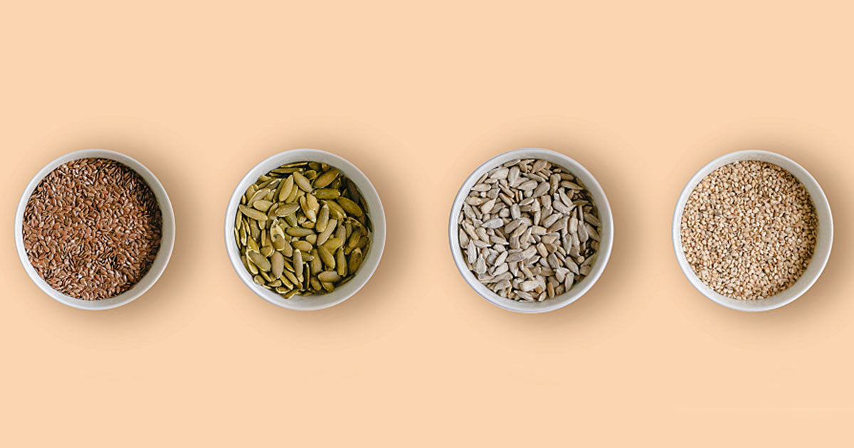 What Is Seed Cycling and Can It Really Help with Your Period?