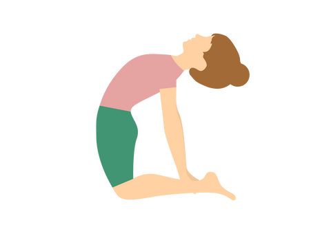 yoga poses for period cramps  food period
