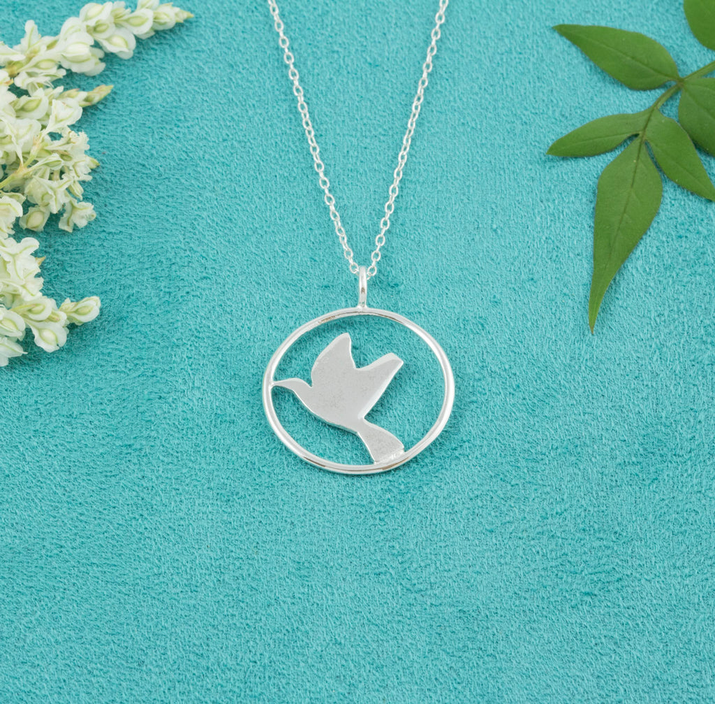 Little Bird Necklace - Milly & Co.