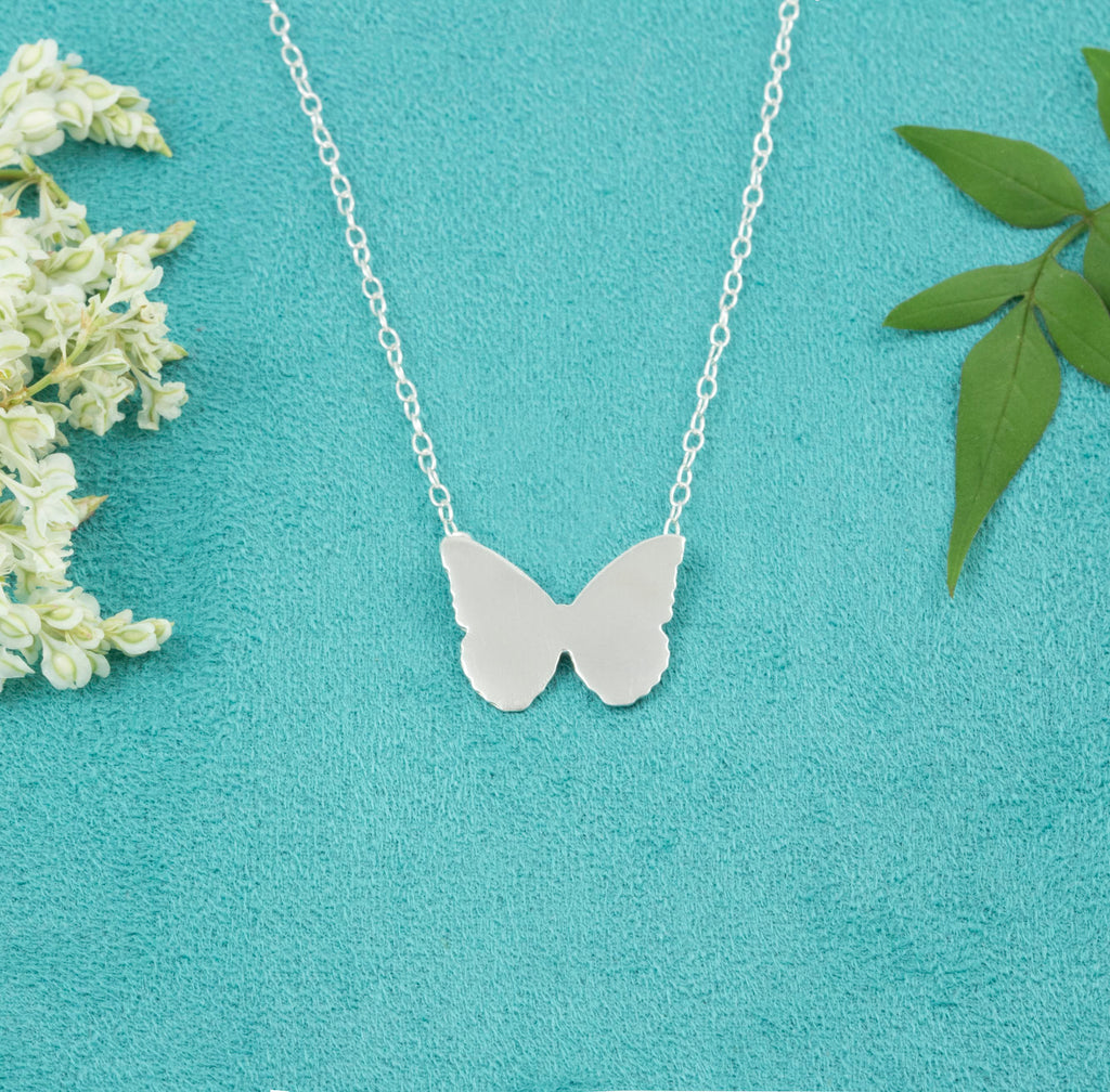 Butterfly Necklace - Milly & Co.