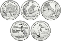 2015 National Park Quarters P
