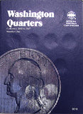 Whitman Folder: Washington Quarters #1: 1932-1947