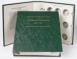 Littleton Album for Morgan Silver Dollars 1892-1921