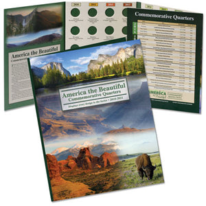 Littleton Folder: National Park Quarters Deluxe