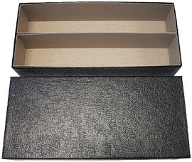 Black Double Row Box for 2x2's 10""