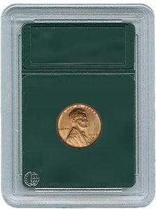 Coin World Coin Slab for Half Cent 1840-1857 - 23mm (Slab #2)