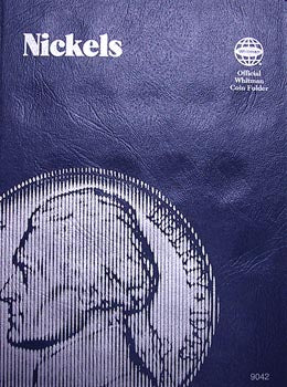 Whitman Folder: Nickels Plain