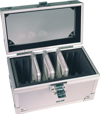 Guardhouse Aluminum 10 Capacity Storage Box