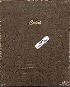 Dansco Album  #7000- Coin Stock Book
