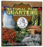 Whitman National Park Quarter Map