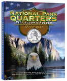 Whitman Folder: National Parks Quarter Foam
