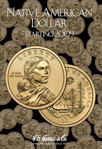 Harris Folder: Native American Dollars