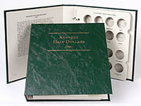 Littleton Album for Kennedy Half Dollars 1988-2004