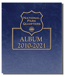 Whitman Albums: National Park Quarters Date Set